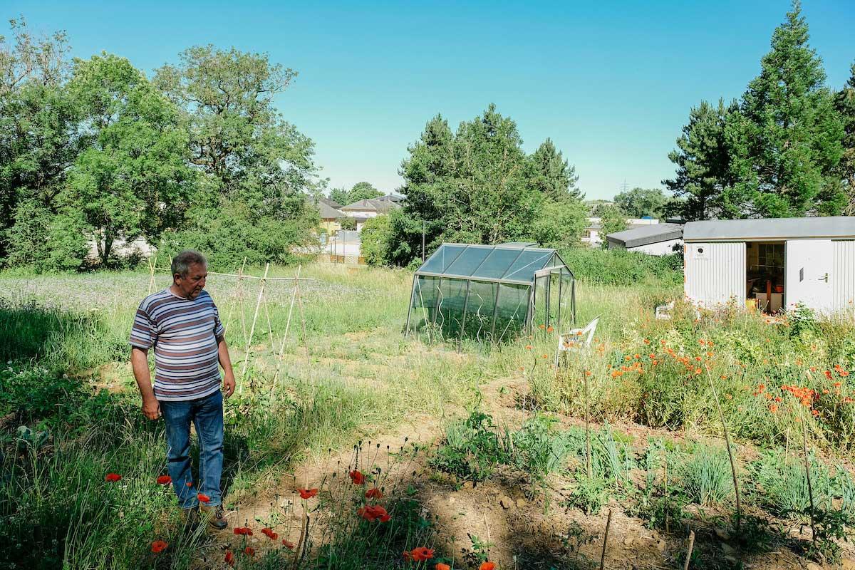 Les Jardins Communautaires L Ame Verte De Sanem Suessem